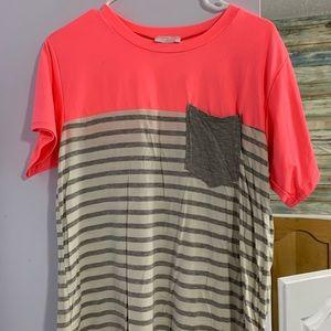 Shirt sleeve sleeve